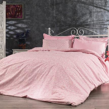 Παπλωματοθήκη Μεμωνομένη Υπέρδιπλη 220X240 Dimcol Αρετή 272 Pink