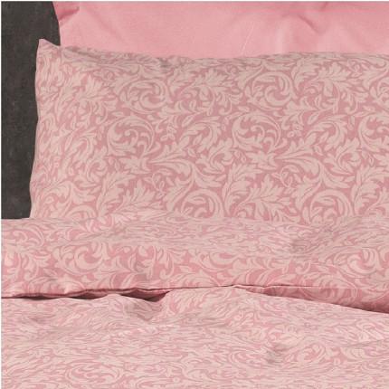Μαξιλαροθήκη Τεμάχιο 50X70 Dimcol Αρετή 272 Pink