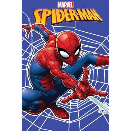 Κουβέρτα Fleece Κούνιας 100X150 Disney Dimcol Spiderman 10