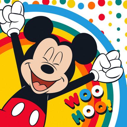 Λαβέτα 30X30 Disney Dimcol Mickey 41