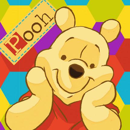 Λαβέτα 30X30 Disney Dimcol Winnie 29