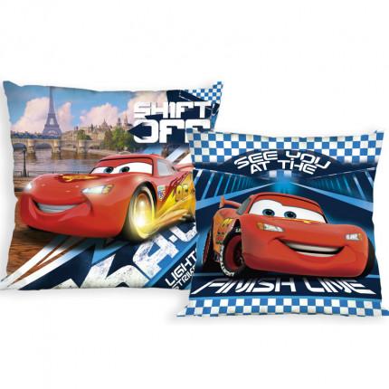 Διακοσμητικό Μαξιλάρι 40X40 Dimcol Disney Cars 05 Πολύχρωμο
