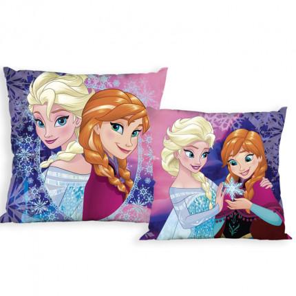 Διακοσμητικό Μαξιλάρι 40X40 Dimcol Disney Frozen 09 Μωβ