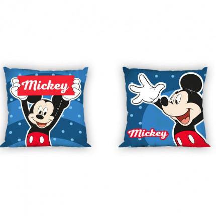 Διακοσμητικό Μαξιλάρι 40X40 Dimcol Disney Mickey 33 Μπλε