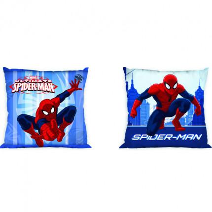 Διακοσμητικό Μαξιλάρι 40X40 Dimcol Disney Spiderman 23 Μπλε