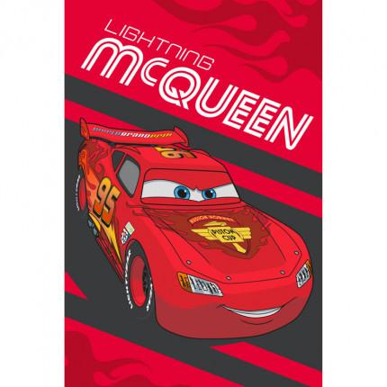 Λαβέτα Προσώπου 40X60 Dimcol Disney Cars 42 Red