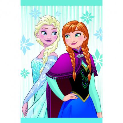 Λαβέτα Προσώπου 40X60 Dimcol Disney Frozen 56 Σιελ