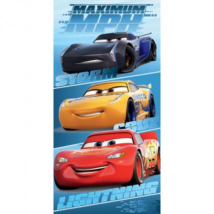 Πετσέτα Θαλάσσης 70X140 Disney Dimcol Cars 10