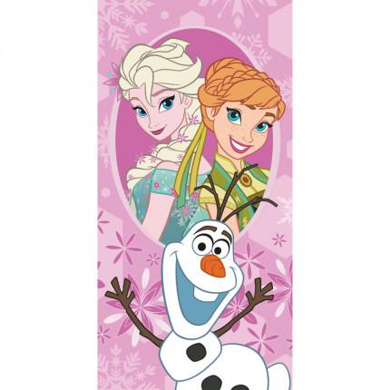 Πετσέτα Θαλάσσης 70X140 Disney Dimcol Frozen 44