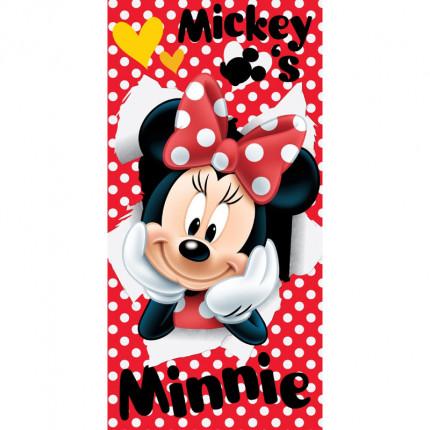 Πετσέτα Θαλάσσης 70X140 Disney Dimcol Minnie 06