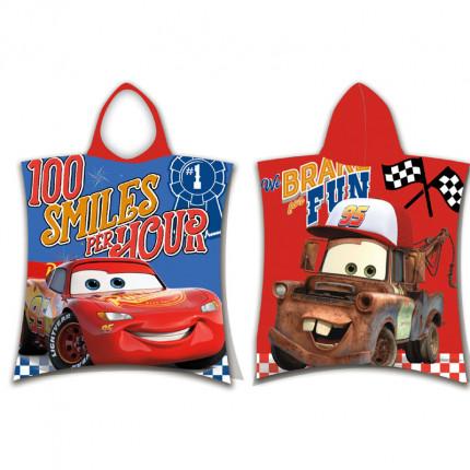 Παιδικό Poncho 50X115 Disney Dimcol Cars 06