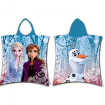 Παιδικό Poncho 50X115 Disney Dimcol Frozen 02