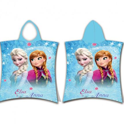 Παιδικό Poncho 50X115 Disney Dimcol Frozen 03