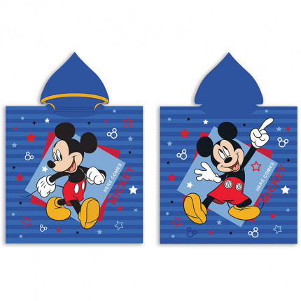 Poncho 50X100 Disney Dimcol Mickey 37