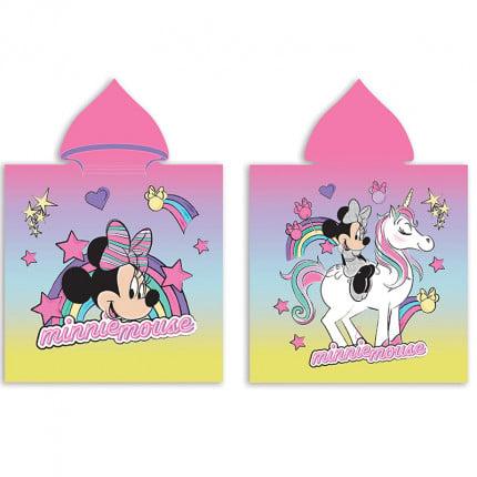 Poncho 50X100 Disney Dimcol Minnie 46