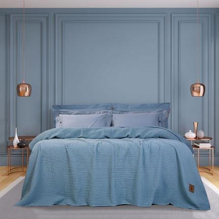 Κουβέρτα Πικέ Υπέρδιπλη 220x240 Greenwich Polo Club Essential 2458