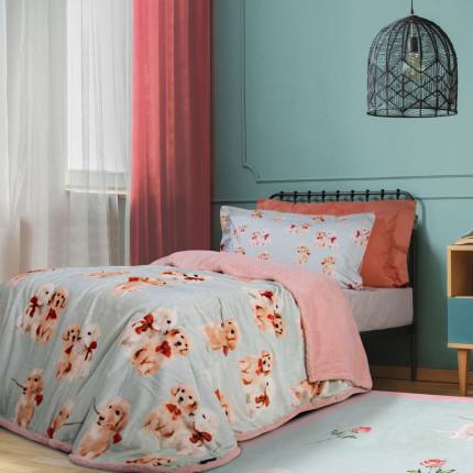 Κουβέρτα Fleece Μονή 160X220 Greenwich Polo Club Essential 8801