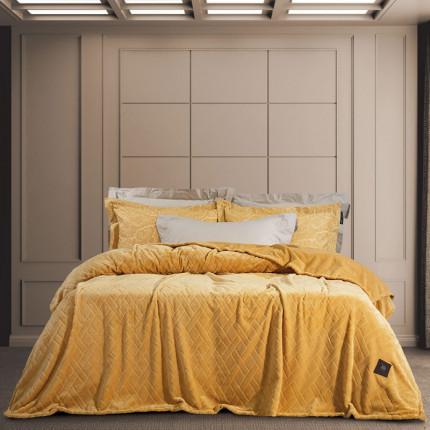 Κουβέρτα Fleece Υπέρδιπλη 220X240 Greenwich Polo Club Essential 2457