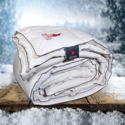 Πάπλωμα Λευκό Μονό 160x240 Greenwich Polo Club Premium 2316 Λευκο