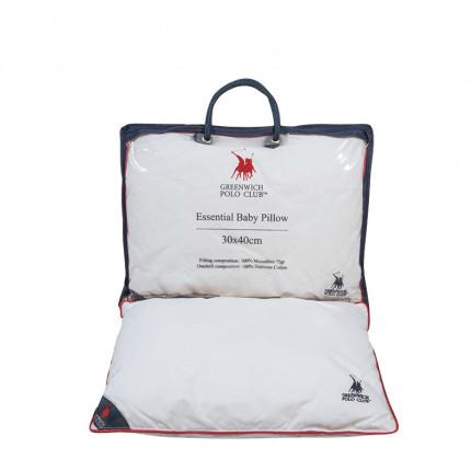 Μαξιλάρι Ύπνου 30x40 Greenwich Polo Club Essential 2982 Λευκο