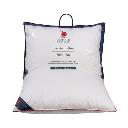 Μαξιλάρι Ύπνου 50x70 Greenwich Polo Club Essential 2305 Λευκο