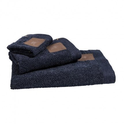 Πετσέτες Προσώπου (Σετ 2 Τμχ) 50x90 Greenwich Polo Club Essential 2524 Μπλε