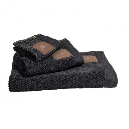 Πετσέτες Προσώπου (Σετ 2 Τμχ) 50x90 Greenwich Polo Club Essential 2525 Γκρι