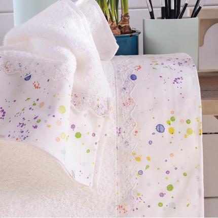 Βρεφικές Πετσέτες (Σετ 2 Τμχ) Rythmos Spots