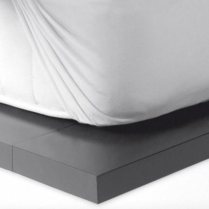 Αδιάβροχο Επιστρώμα King Size 200X200 Kentia Αccesories Cotton Cover200/Ε Λευκό