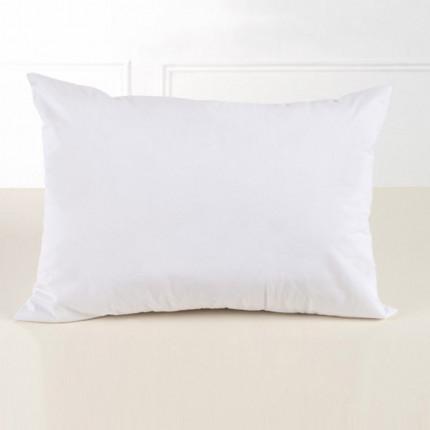 Αδιάβροχο Κάλυμμα Μαξιλαριών 50X70 Kentia Αccesories Cotton Cover Λευκό