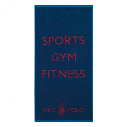 Πετσέτα Πάγκου Γυμναστηρίου 45x90 Greenwich Polo Club Essential 2590