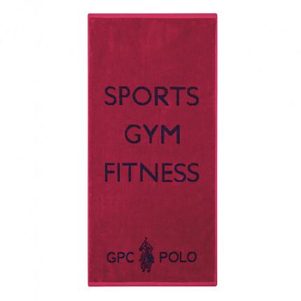 Πετσέτα Πάγκου Γυμναστηρίου 45x90 Greenwich Polo Club Essential 2591