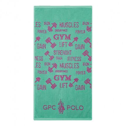Πετσέτα Πάγκου Γυμναστηρίου 45x90 Greenwich Polo Club Essential 2599