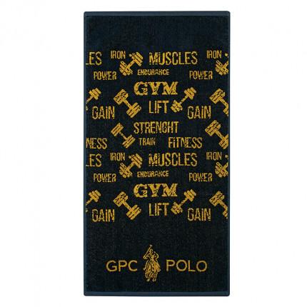 Πετσέτα Πάγκου Γυμναστηρίου 45x90 Greenwich Polo Club Essential 2640