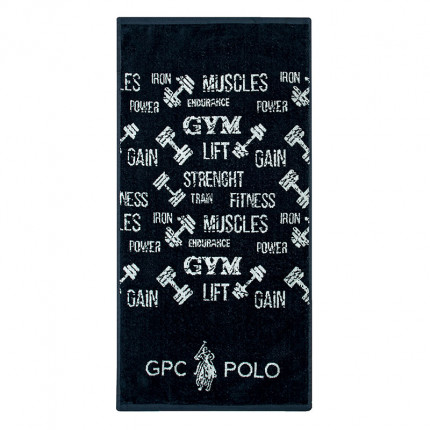 Πετσέτα Πάγκου Γυμναστηρίου 45x90 Greenwich Polo Club Essential 2641
