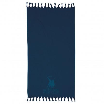 Πετσέτα Θαλάσσης 90x170 Greenwich Polo Club Essential 2815 Μπλε
