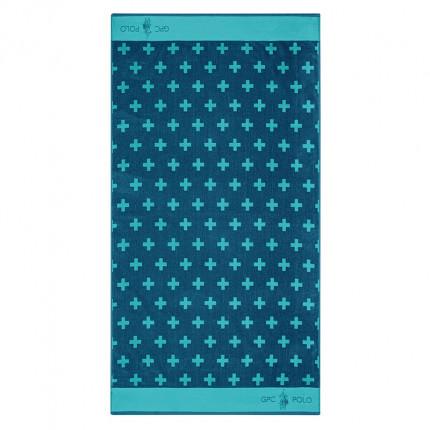Πετσέτα Θαλάσσης 90x170 Greenwich Polo Club Essential 3550