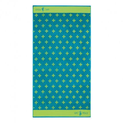Πετσέτα Θαλάσσης 90x170 Greenwich Polo Club Essential 3553