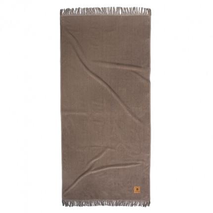 Πετσέτα Θαλάσσης 90x190 Greenwich Polo Club Essential 2845 Μπεζ