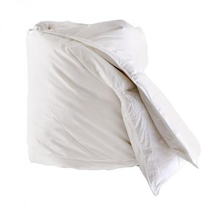Πάπλωμα Λευκό Πουπουλένιο Μονό 160X240 Rythmos 2 Λευκο