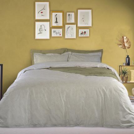 Παπλωματοθήκη Μονή (Σετ) 160X240 Das Home Best 4743