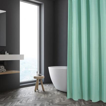 Κουρτίνα Μπάνιου 180X200 Das Home Bath Curtains 1088 Πράσινο