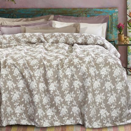 Κουβερτόριο Υπέρδιπλο 230X250 Das Home Blankets Summer 0411 Μπεζ