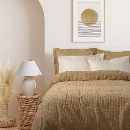 Κουβέρτα Πικέ Μονή 160x240 Das Home Blankets Summer 0455