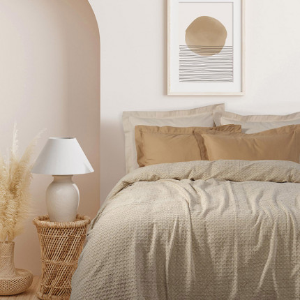 Κουβέρτα Πικέ Μονή 160x240 Das Home Blankets Summer 0459