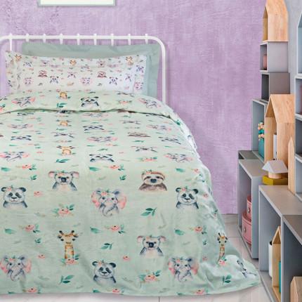 Κουβέρτα Fleece Μονή 160X220 Das Home Kid 4739