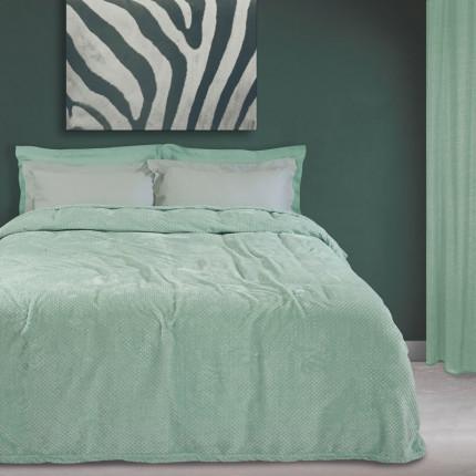 Κουβέρτα Fleece Μονή 160X220 Das Home Blankets Winter 0440