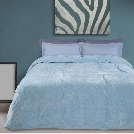 Κουβέρτα Fleece Υπέρδιπλη 220X240 Das Home Blankets Winter 0441