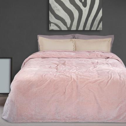 Κουβέρτα Fleece Υπέρδιπλη 220X240 Das Home Blankets Winter 0442