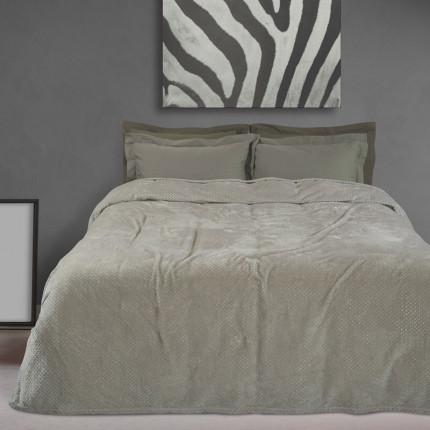 Κουβέρτα Fleece Υπέρδιπλη 220X240 Das Home Blankets Winter 0443